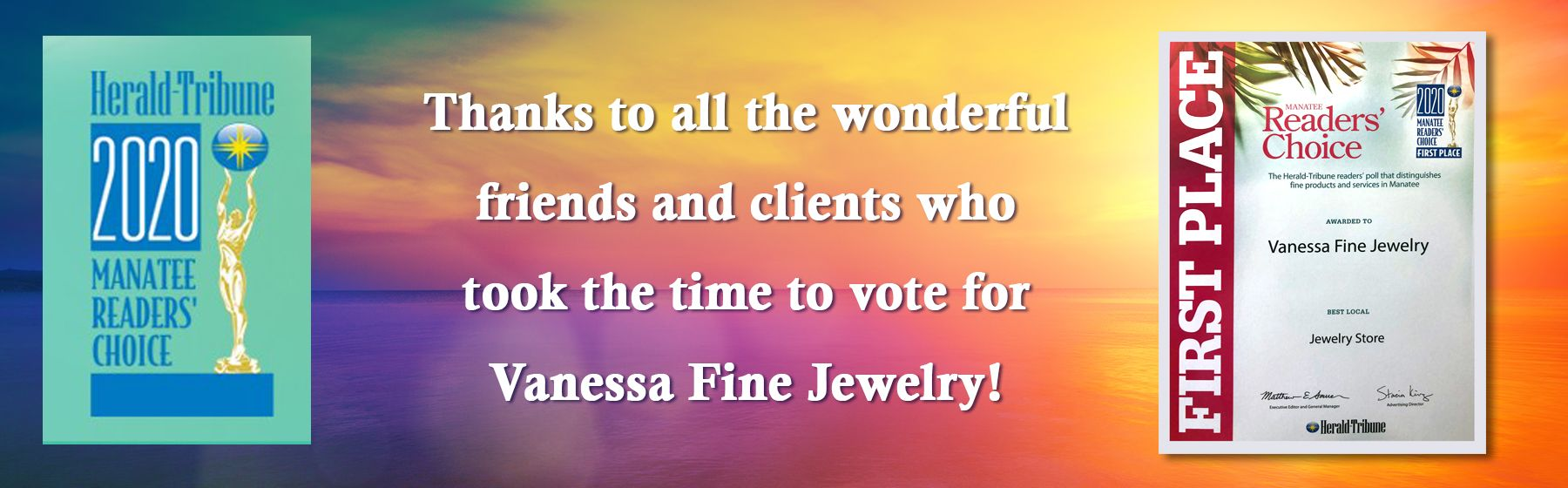 Best Jewelry Store in Manatee County 2020